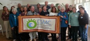 Members with CSMC Banner