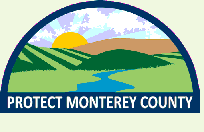 PMC_ProtectMontereyCounty-NB Logo - transp on mint